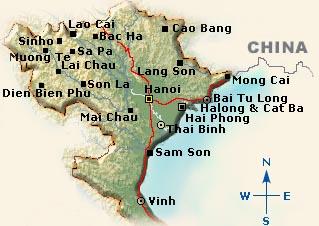 North Vietnam Travel Guide Accessvietnam Net